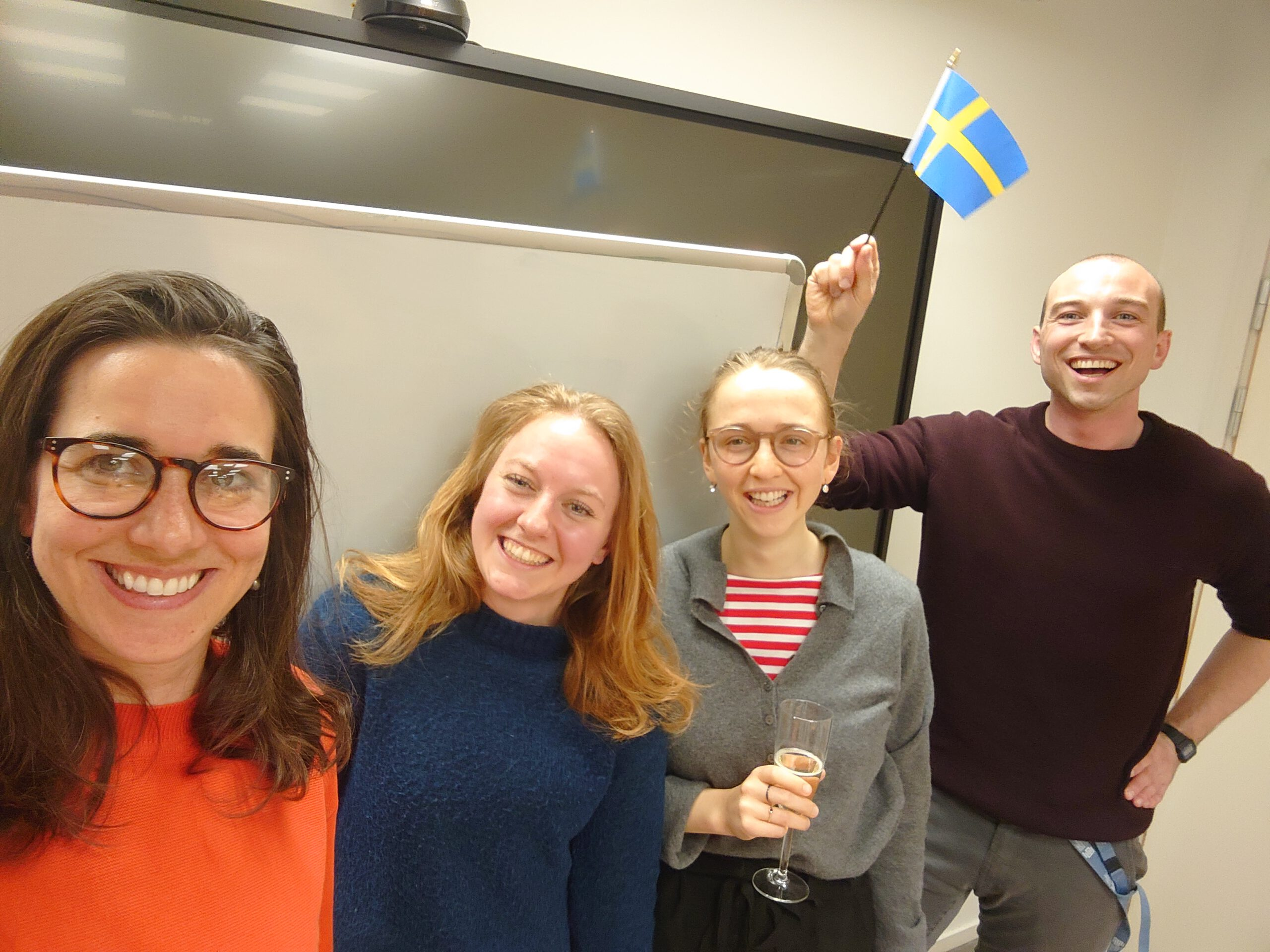 Lund University wins the Econometric Game 2021